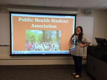 PHSA New Student Orientation - Fall 2015
