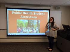 PHSA New Student Orientation - Fall 2015